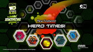 ben 10 xenodrome android apps google play