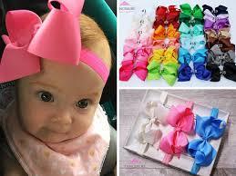 bows for babies baby headband bows baby girl headband hair bows baby