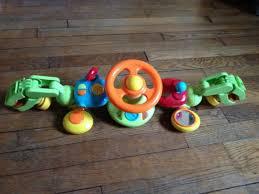 jouet siege auto volant intéracttif pour siège auto jouet divers premier age