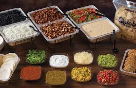 Zoes Kitchen Catering Menu by Qdoba Catering Menu Prices