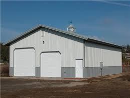 gable roof style metal building ssa steel buildings