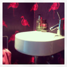 downstairs toilet wallpaper 12 whirlow cloakroom pinterest