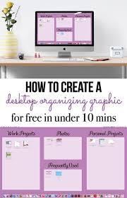 best 25 desktop organization ideas on pinterest desk