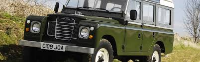 old land rover models 8 coolest vintage suvs cool material