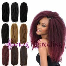 hair extension sale hot sale 18 afro twist crochet hair extensions braiding