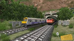 indian local train simulator android apps on google play