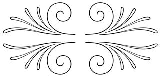 ornamental flourish briar press a letterpress community