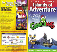Universal Islands Of Adventure Map Universal U0027s Islands Of Adventure Guidemaps 2000 1999 Page 3