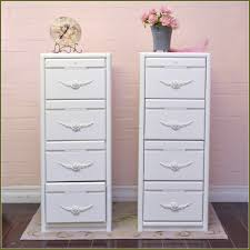 4 Drawer Wood File Cabinets For The Home by White Wood File Cabinet Desk Home Design Ideas
