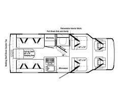 Winnebago Rialta Rv Floor Plans 1998 Winnebago Rialta Rd Qd Class C Rv For Sale By Owner In