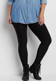 Plus Size Ripped Leggings Plus Size Women U0027s Jeans Denim Maurices