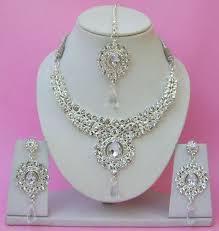 white stone necklace sets images 121 best necklaces neck art images necklace set jpg
