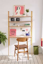 Adjustable Desk Shelf Cameron Adjustable Desk Storage System Urban Outfitters