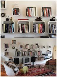 Wall Bookshelves Ideas by Best 20 Unique Bookshelves Ideas On Pinterest Creative
