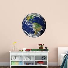 earth vinyl wall decal decalbuy com