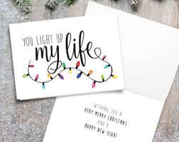i want you for christmas digital 5x7 printable folded card