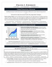 executive resume pdf executive resume sle