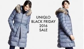 uniqlo black friday 2016 deals sale