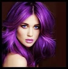 dark purple hair temporary hair color ideas costume