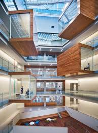 allen institute research facility in seattle by perkins will
