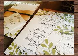 wedding invitations atlanta sugar and spice invitations invitations atlanta ga weddingwire