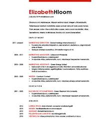 Plain Resume Template Simple Resume Templates 75 Examples Free Download