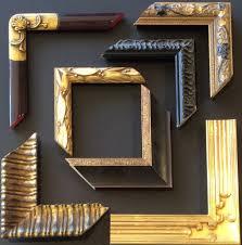 Custom Frames Custom Wood Frames Allan Jeffries Framing