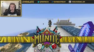 captainsparklez house in mianite minecraft mianite jericho defies me 26 youtube