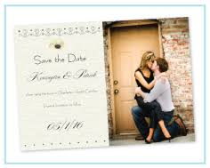 cheap save the date postcards simple creation wedding save the date postcards one side folded