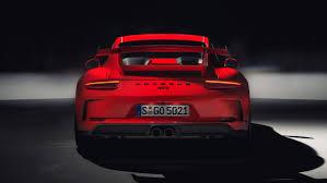 2018 porsche 991 2 gt3 4l litres 500 horsepower u0026 a manual