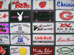 car tags u0026 magnets signs of the times inc