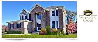 Houses In New Jersey Homes For Sale Whispering Grove Paramounthomesnj Com