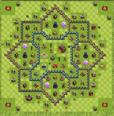 Coc Map War Map Layouts Clash Of Clans