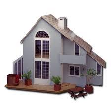 lovely backyard dollhouse architecture nice