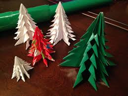 ornaments paper tree ornaments handmade paper