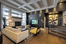 Dream Home Interior Contemporary Custom Dream Home In Saskatoon With Inspiring