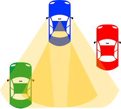 The Little Blind Spot Seeing Into Blind Spots Clever Trick To Properly Align A Car U0027s