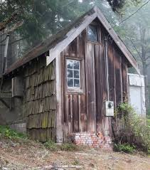 nicely proportioned tiny building in norcal woods the shelter blog