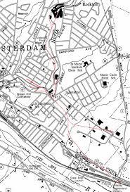 Csx Railroad Map Amsterdam Chuctanunda And Northern Railroad R I P