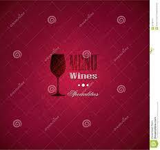 wine menu cover design for restaurants stock photos image 36788173