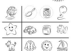 kindergarten rhyming worksheets u0026 free printables education com