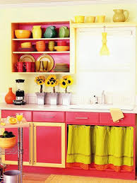 colorful kitchen design 57 bright and colorful kitchen design ideas digsdigs