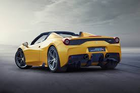 ferrari coupe rear 2015 ferrari 458 speciale reviews and rating motor trend