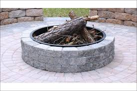 Large Fire Pit Ring by Firepits Decoration Woodland Fire Pit Image Of Fire Pits At Home