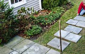 Shop Pavers U0026 Stepping Stones How To Lay A Stepping Stone Path This Old House