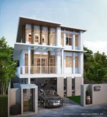 3 story house beautiful modern 3 storey house plans new home plans design