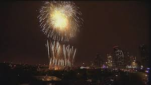 new years events in houston hfd reminds citizens fireworks are dangerous and illegal to use in