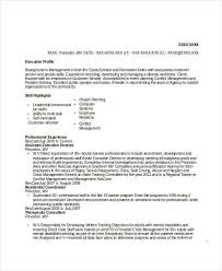 Professional Executive Resume Samples by Executive Director Resume Non Profit Marketer Page1 17 Best