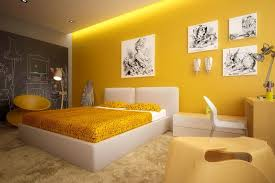 Grey And Yellow Bedroom by Gray And Yellow Bedroom Walls Coolest Artistic King Headboard Of