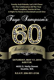 custom 60th birthday invitations stephenanuno com